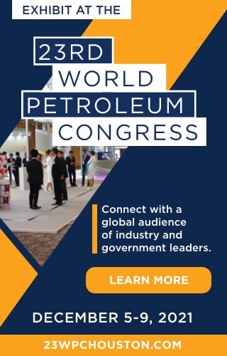World Petroleum Congress - 9-dec-2021