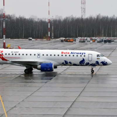 Buta Airways to fly to Boryspil airport
