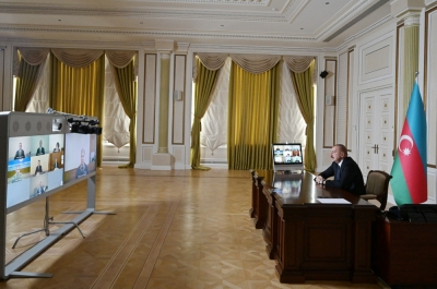 President Ilham Aliyev chaired meeting of Security Council