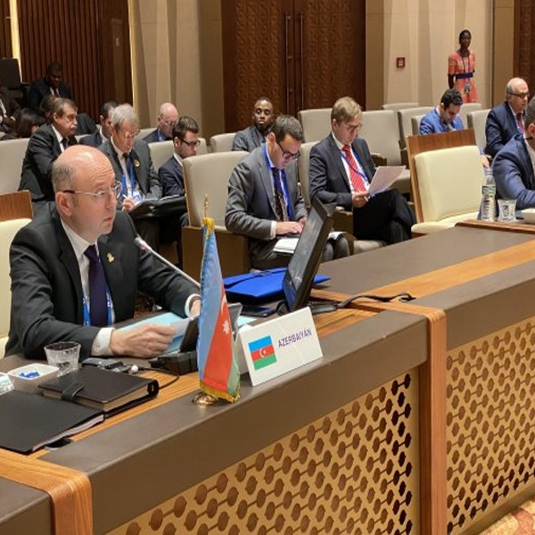 Energy Ministers speaks about gas policy of Azerbaijan in Malabo