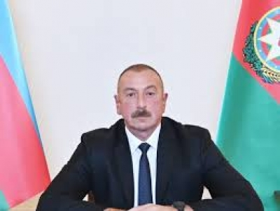 Ilham Aliyev: An end to occupation must be put