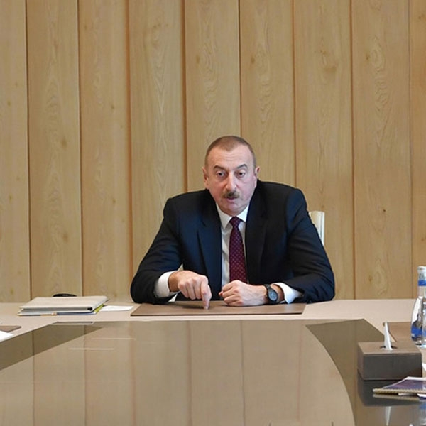 President: Azerbaijan comes second in the world in terms of population's access to electricity
