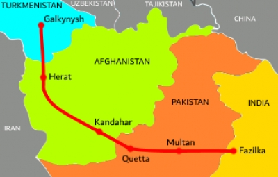 Turkmenistan and Afghanistan sign memoranda on TAPI project