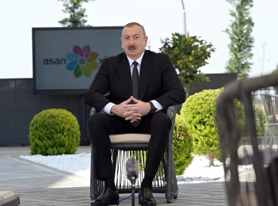 Ilham Aliyev opens a number of strategic facilities