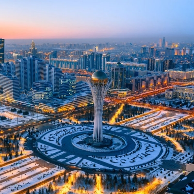 Kazakhstan: One Belt is raising the world trade