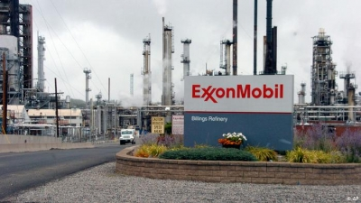 Exxon cutting budget, Shell and bp write off the losses