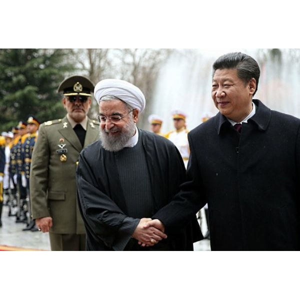 China and Iran relationship reaches new partnership level